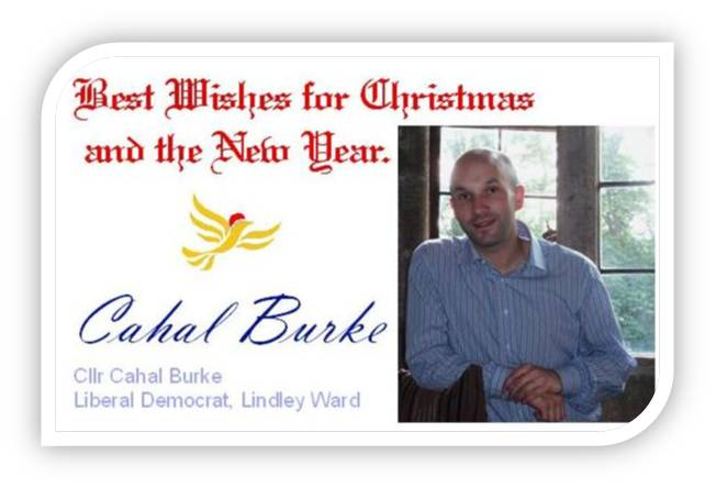 Happy Christmas and Best Wishes for 2011