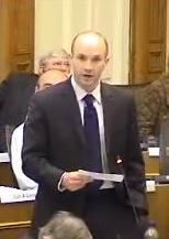 Cllr Burke: A lot of myths have been circulated about the plans.