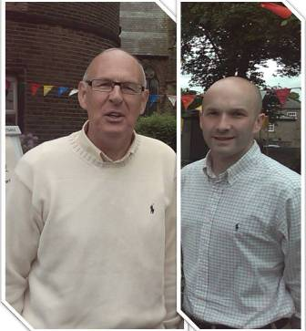 Lindley councillors Tony Woodhead and Cahal Burke have launched a petition to encourage Kirklees Council to reconsider their policy.