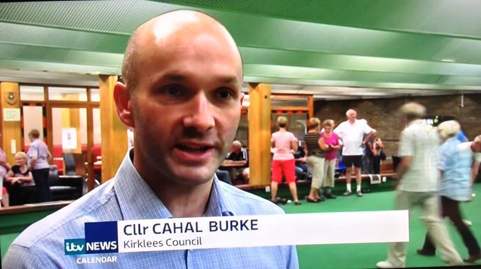 Cllr Cahal Burke