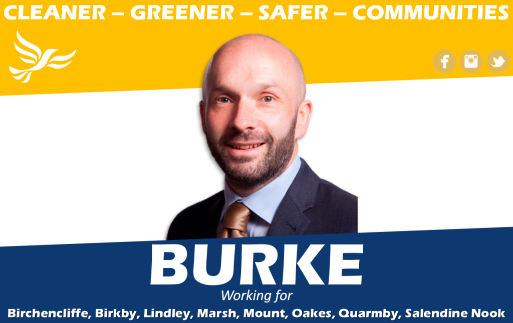 CLEANER – GREENER – SAFER – COMMUNITIES   Birchencliffe, Birkby, Lindley, Marsh, Mount, Oakes, Quarmby, Salendine Nook